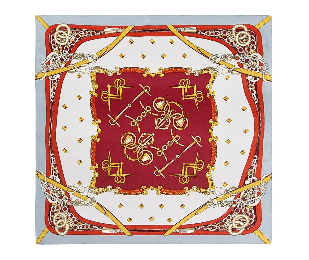 Платок женский Wittchen 86-7D-S13-X6, бордовыйПлаток женский Wittchen 86-7D-S13-X6, бордовый<br><br>секс: женщина<br>Цвет: красный<br>материал:: Шелк