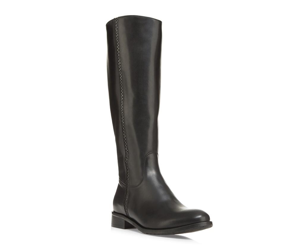 Обувь женскаяОбувь женская<br><br>секс: женщина<br>Цвет: черный<br>Размер EU: 35<br>материал:: Натуральная кожа<br>примерная высота каблука (см):: 3
