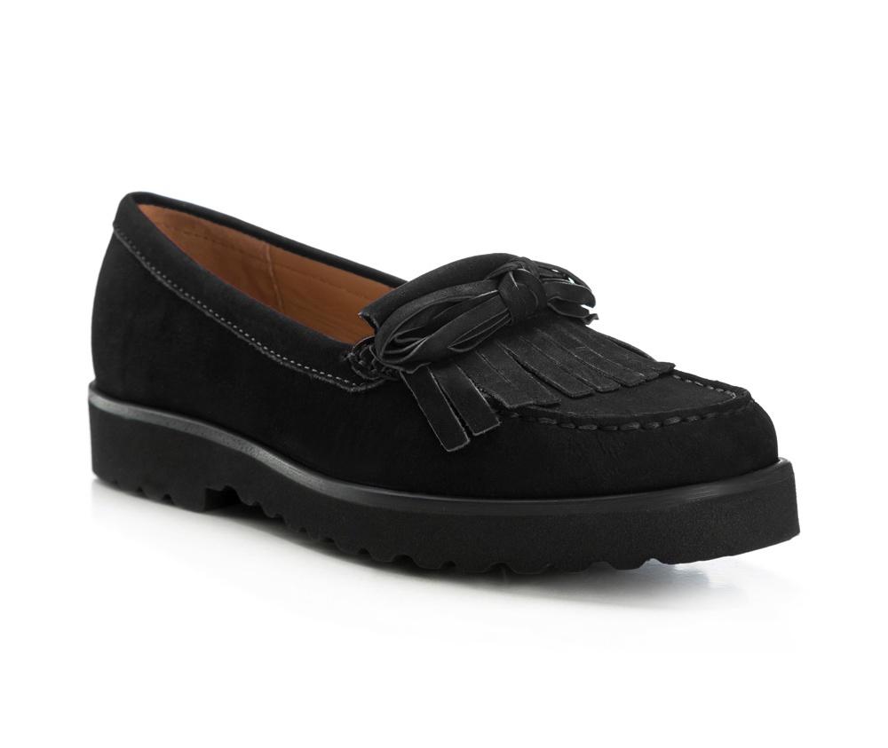 Обувь женскаяЖенские мокасины выполнены по технологии \hand made\ из лучшей итальянской кожи наивысшего качества. наивысшего качества.  Подошва полностью сделана из качественного синтетического материала.<br><br>секс: женщина<br>Цвет: черный<br>Размер EU: 37<br>материал:: Натуральная кожа<br>примерная высота каблука (см):: 3