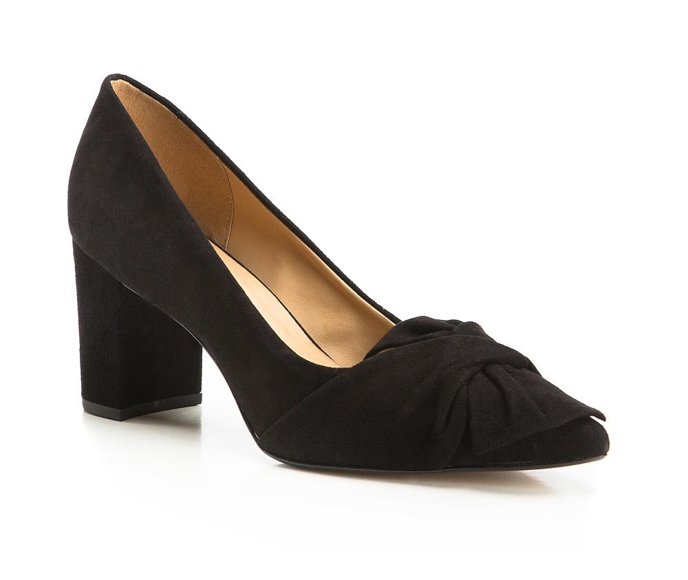 Обувь женская  Wittchen 86-D-709-1, черныйОбувь женская  Wittchen 86-D-709-1, черный<br><br>секс: женщина<br>Цвет: черный<br>Размер EU: 40<br>материал:: Натуральная кожа<br>примерная высота каблука (см):: 7,5