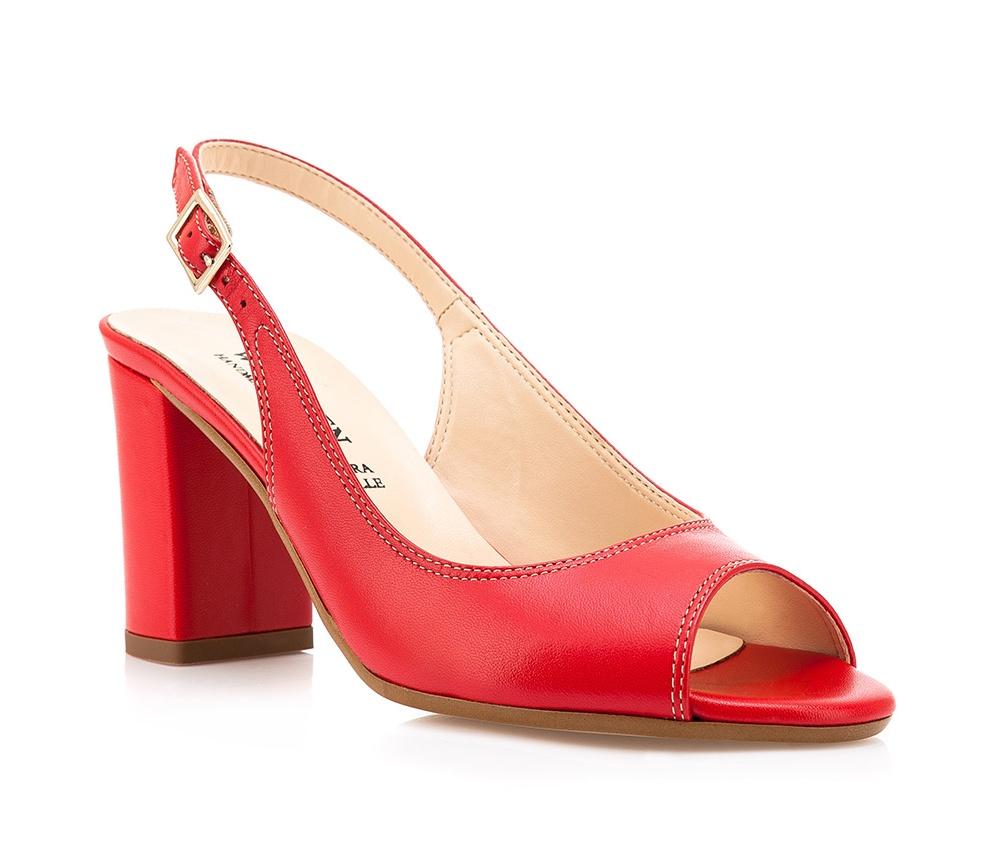 Обувь женскаяТуфли женские классические. Изготовленные по технологии \Hand Made\ и выполнены из натуральной итальянской кожи наивысшего качества. Подошва сделана из качественного синтетического материала. Сочетание классических высоких каблуков каждый раз по разному создает уникальный и модный  образ.<br><br>секс: женщина<br>Размер EU: 35