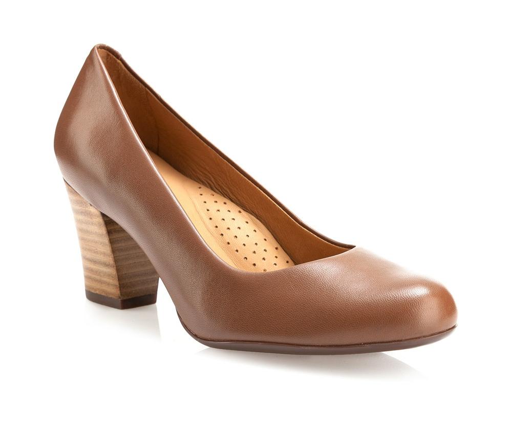 Обувь женскаяТуфли женские классические. Изготовленные по технологии \Hand Made\ и выполнены из натуральной итальянской кожи наивысшего качества. Подошва сделана из качественного синтетического материала. Сочетание классических высоких каблуков каждый раз по разному создает уникальный и модный  образ.<br><br>секс: женщина<br>Размер EU: 36