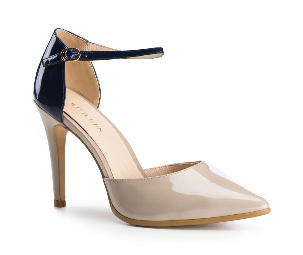 Обувь женскаяТуфли женские класические.Изготовленные по технологии Hand Made и выполнены полностью из натуральной итальянской кожи наивысшего качества. Подошва сделана из качественного синтетического материала. Сочетание классических высоких каблуков каждый раз по разному создает уникальный и модный  образ.<br><br>секс: женщина<br>Цвет: бежевый<br>Размер EU: 39<br>материал:: Натуральная кожа<br>примерная высота каблука (см):: 10