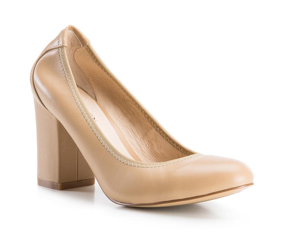 Обувь женскаяЖенские туфли-лодочки, выполнены по технологии Hand Made из натуральной итальянской кожи наивысшего качества. Подошва сделана из качественного синтетического материала. Это обязательный предмет женского  гардероба, который добавит Вам элегантности. натуральная кожа  натуральная кожа синтетический материал<br><br>секс: женщина<br>Цвет: бежевый<br>Размер EU: 41<br>материал:: Натуральная кожа<br>примерная высота каблука (см):: 8