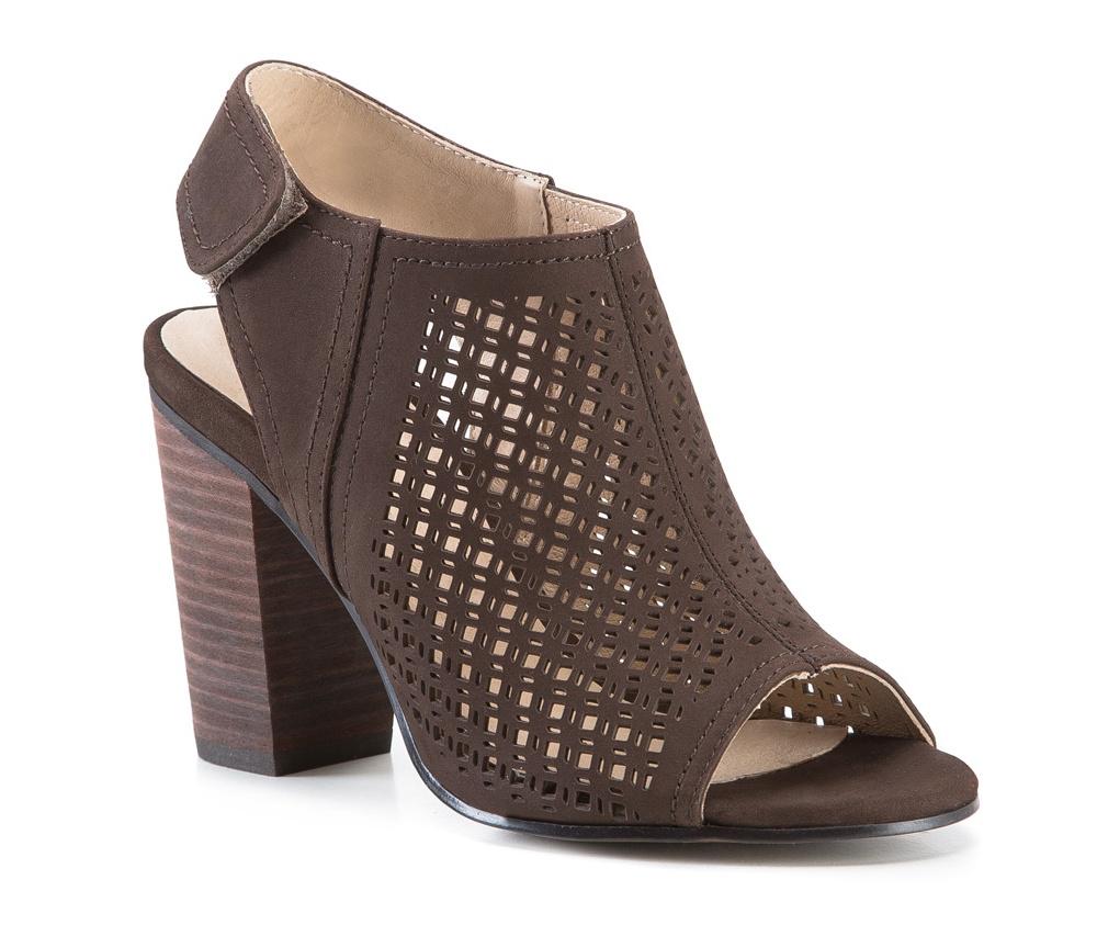 Обувь женскаяЖенские босоножки, выполнены по технологии Hand Made из натуральной итальянской кожи наивысшего качества. Подошва сделана из качественного синтетического материала. Модель сочетает элегантный стиль и современные тенденции. Идеальный выбор для модниц.<br><br>секс: женщина<br>Цвет: коричневый<br>Размер EU: 36<br>материал:: Натуральная кожа<br>примерная высота каблука (см):: 10