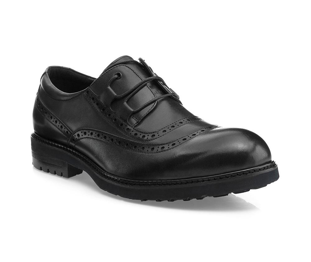Туфли мужские Wittchen 85-M-926-1, черныйТуфли мужские Wittchen 85-M-926-1, черный<br><br>секс: мужчина<br>Цвет: черный<br>Размер EU: 42<br>материал:: Натуральная кожа<br>примерная высота каблука (см):: 3