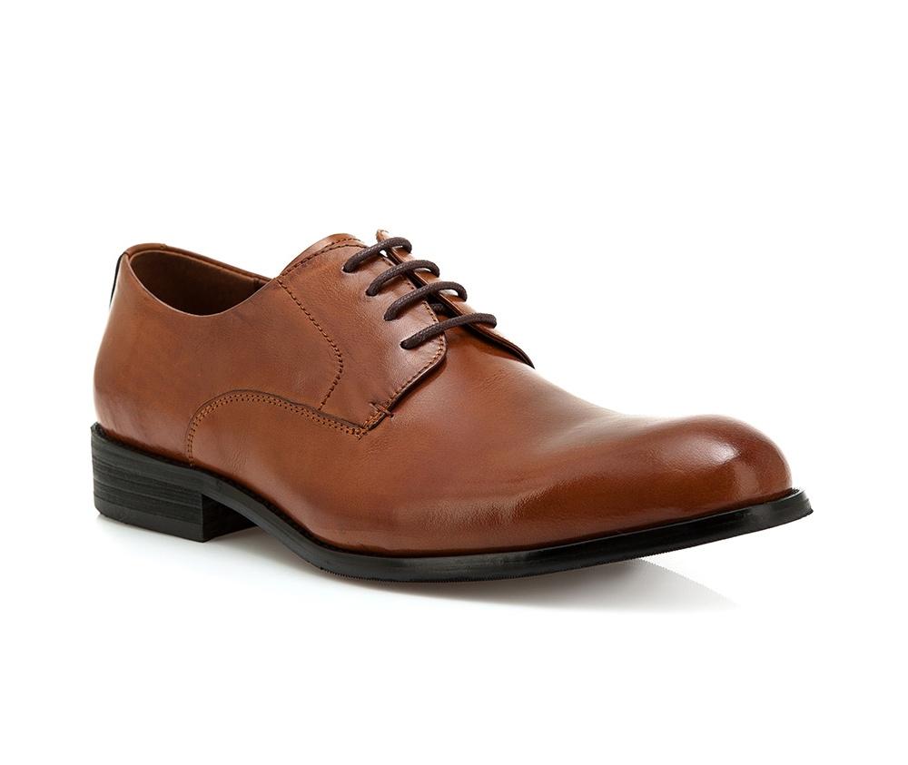 Обувь мужскаяТуфли мужские. Изготовленные по технологии \Hand Made\ выполнены полностью из натуральной итальянской кожи наивысшего качества. Подошва  сделана из качественного синтетического материала. Эта модель безусловно, должна привлечь внимание мужчин, которые любят свободный городской стиль.<br><br>секс: мужчина<br>Размер EU: 45