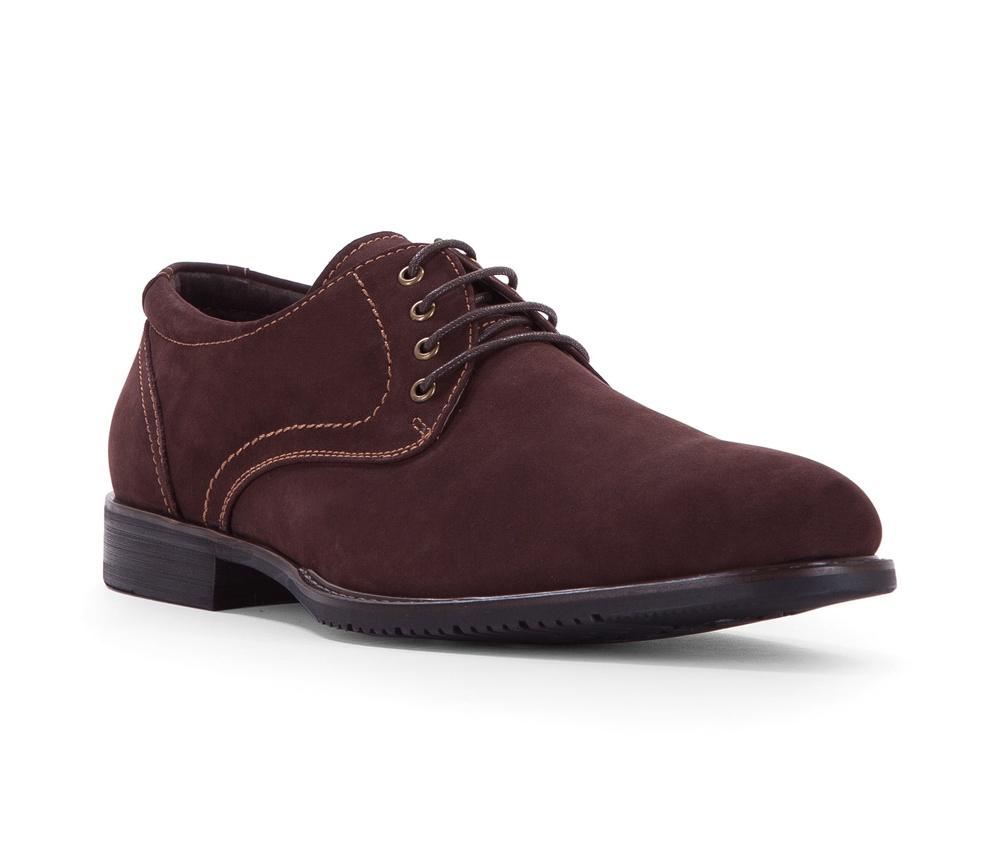 Обувь мужскаяТуфли мужские Casual. Изготовленные по технологии Hand Made выполнены полностью из натуральной итальянской кожи наивысшего качества.<br><br>секс: мужчина<br>Цвет: коричневый<br>Размер EU: 44<br>материал:: Натуральная кожа<br>примерная высота каблука (см):: 3