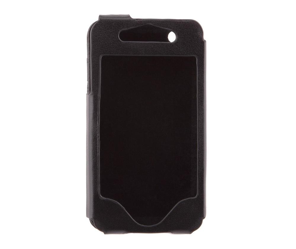 Чехол для iPhone 4Чехол для мобильного телефона из коллекции Office, отличительной чертой модели является высокое качество материалов используемых при производстве и стильный дизайн. Основной целью коллекции является удовлетворение потребностей nотребителей, идущих в ногу со временем. Чехол сохранить Ваш телефон от повреждений и царапин. Дополнительно чехол содержит два слота для кредитных карт.<br><br>секс: унисекс<br>Цвет: черный<br>высота (см):: 11.5<br>ширина (см):: 6.5<br>глубина (см):: 1.5