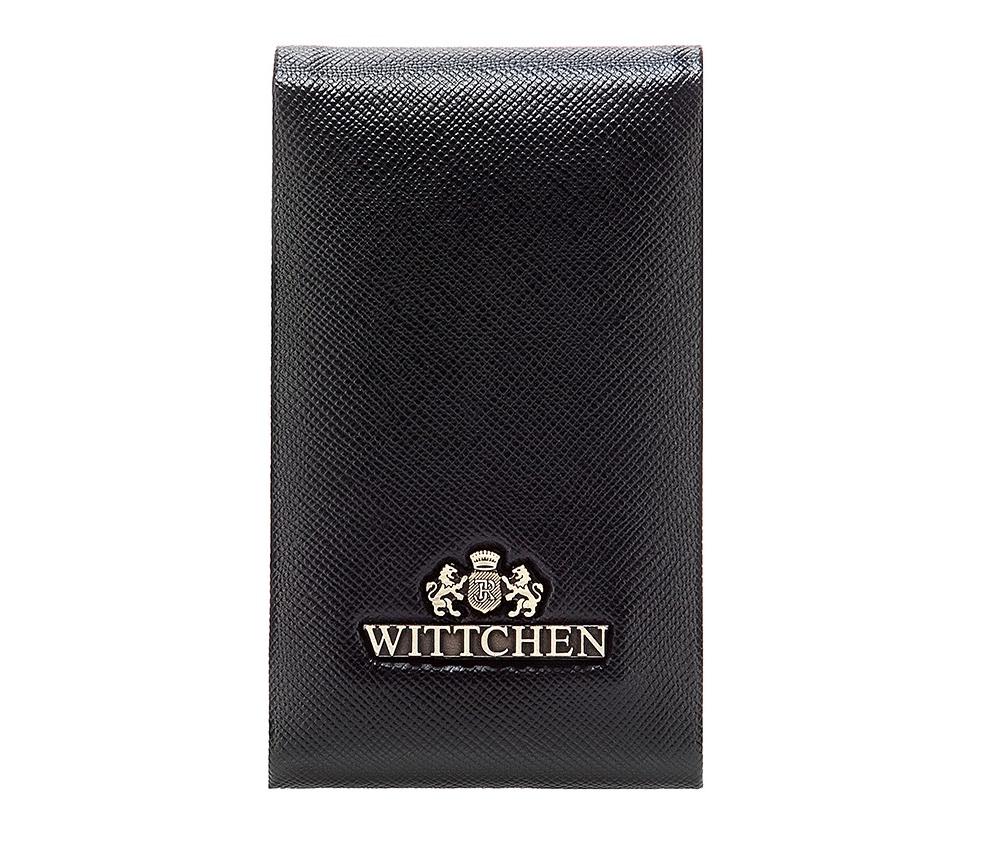 Визитница Wittchen 13-2-240-11, черныйВизитница<br><br>секс: женщина<br>Цвет: черный<br>высота (см):: 11<br>ширина (см):: 7