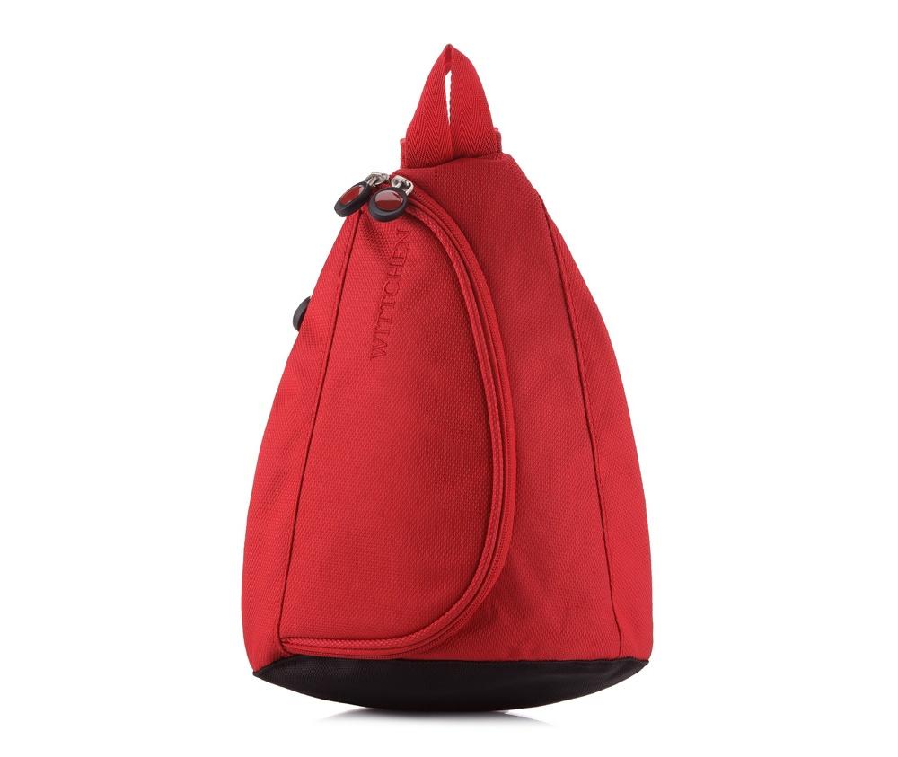 РюкзакРюкзак из коллекции Travel Light. Сделан из прочного полиэстра. Удобная лямка с регулируемой длиной, позволяет носить рюкзак через плечо.&#13;<br> &#13;<br> &#13;<br> Особенности модели:&#13;<br> &#13;<br> &#13;<br> основное отделение на молнии;&#13;<br> съемный футляр на молнии с 2 карманами, в том числе 1 прозрачным;&#13;<br> &#13;<br> &#13;<br> &#13;<br> Дополнительно:&#13;<br> &#13;<br> &#13;<br> отделение на молнии;<br><br>секс: унисекс<br>материал:: Полиэстер<br>высота (см):: 33<br>ширина (см):: 7-22<br>глубина (см):: 10