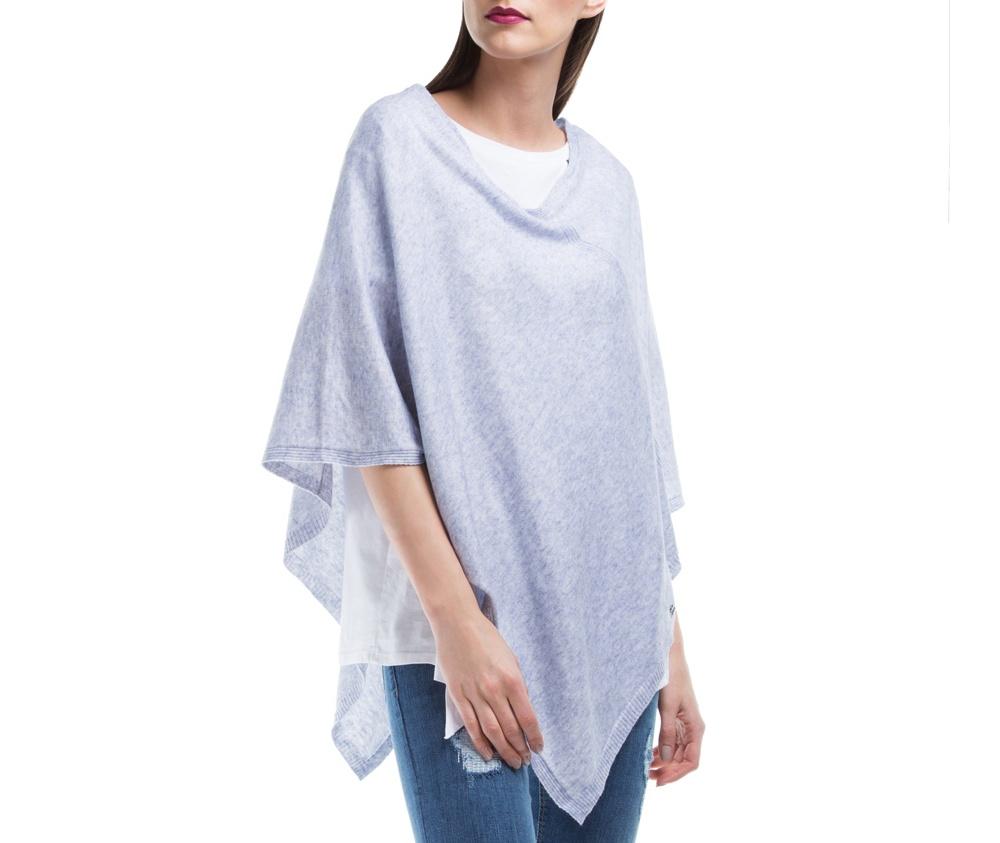 ПончоПончо женские, изготовленные из высококачественных материалов. Модель является прекрасной альтернативой для платка или шарфа, обеспечивая еще больший комфорт и защиту от непогоды.<br><br>секс: женщина<br>Цвет: бежевый<br>материал:: Полиэстер