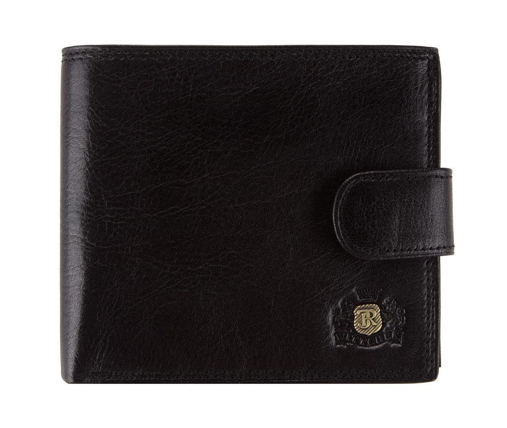 КошелекМужской кошелёк среднего размера из коллекции Da Vinci,  изготовлен из итальянской кожи высочайшего качества двойной выделки.  Фирменный знак выполнен в виде металлического значка цвета старого  золота. Упакован в фирменную коробку с логотипом WITTCHEN. Незаменимый  аксессуар для делового человека.&#13;<br>Особенности модели:&#13;<br>&#13;<br>    два отделения для купюр&#13;<br>    отделение для монет&#13;<br>    3 кармана, включая один прозрачный&#13;<br>    10 слотов для кредитных карт&#13;<br>    отделение для автодокументов.<br><br>секс: мужчина<br>Цвет: черный<br>материал:: натуральная кожа<br>высота (см):: 10<br>ширина (см):: 12