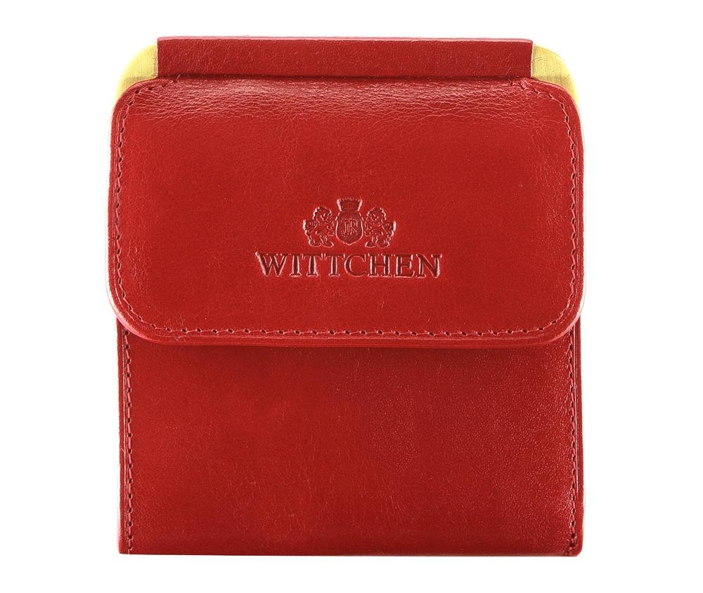 КошелекКошелек средних размеров, сделан из мягкой телячьей кожи. Логотип- герб WITTCHEN тисненый на коже.&#13;<br>&#13;<br>Кошелек состоит:&#13;<br>&#13;<br>    отделение для монет&#13;<br>    2 кармана для банкнот&#13;<br>    Размеры: 90 x 100 мм&#13;<br>&#13;<br>Кошелек имеет подарочную упаковку с логотипом WITTCHEN, дополнительно с товаром прилагается индивидуальный Сертификат Подлинности, который подтверждает оригинальность и высокое качество продукции.&#13;<br>Коллекция Italy, подробное описание коллекции Вы можете найти<br><br>секс: унисекс<br>высота (см):: 10<br>ширина (см):: 9