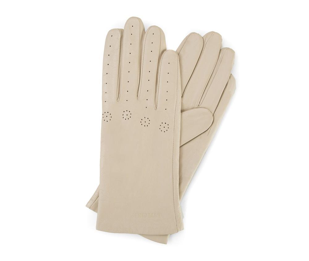 Перчатки женские кожаныеПерчатки женские кожаные<br><br>секс: женщина<br>Цвет: бежевый<br>Размер INT: XL<br>вид:: неутепленные<br>материал:: Натуральная кожа
