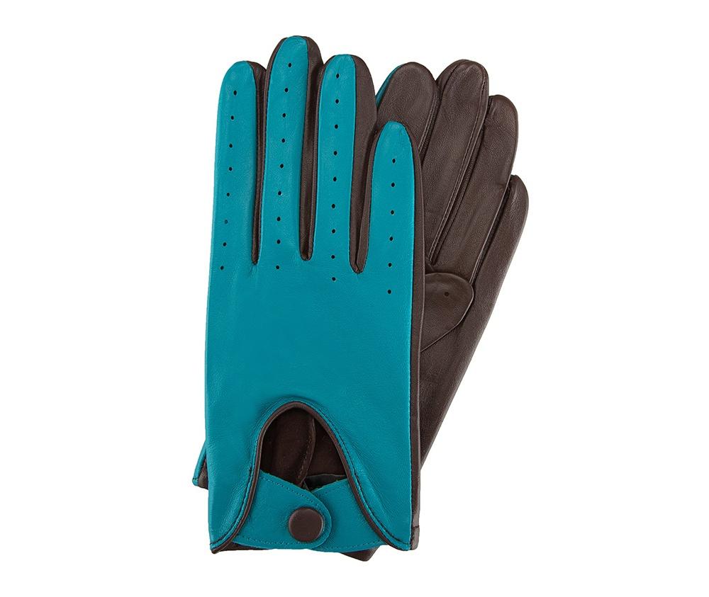 Перчатки женские автомобильныеЖенские автомобильные перчатки, изготовлены из натуральной кожи высокого качества. Благодаря застежке, которая образует выемку , по внешней стороне перчатки и резинке, перчатки подойдут к любому стилю.     Размер V  S  M  L  XL  Длина (см) 19 19.5 20 20.5 21.5 Ширина (см) 8 8.5 9 9.5 10 Длина среднего палеца (см) 7,5 8 8,5 9 9,5<br><br>секс: женщина<br>Цвет: коричневый<br>Размер INT: L<br>вид:: автомобильные<br>материал:: Натуральная кожа