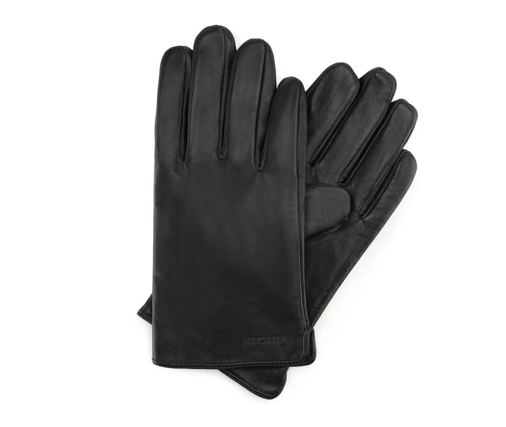 Перчатки мужские кожаные Wittchen 39-6L-300-1, черныйПерчатки мужские кожаные<br><br>секс: мужчина<br>Цвет: черный<br>Размер INT: L<br>материал:: Натуральная кожа