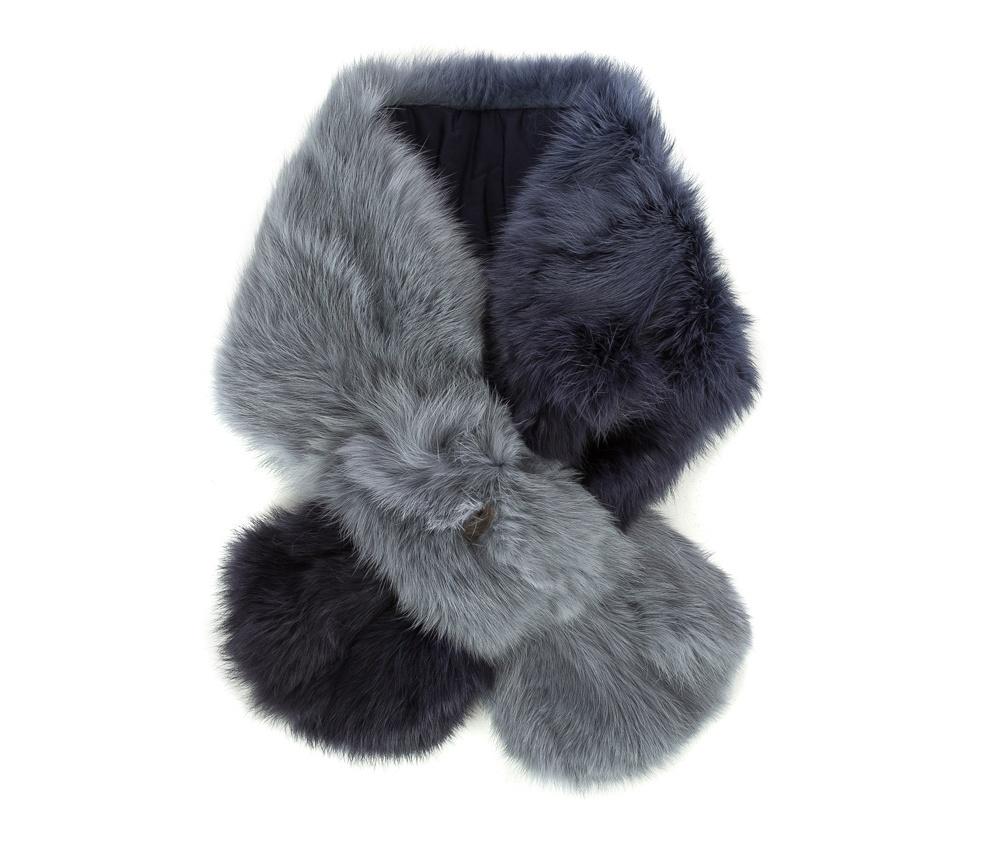 Шарф женскийРоскошный шарф из натурального кроличьего меха. Невероятно нежный на ощупь шарф  придаст каждой женщине чувством комфорта в холодную погоду.<br><br>секс: женщина<br>Цвет: синий<br>материал:: Мех шерстяной<br>высота (см):: 16