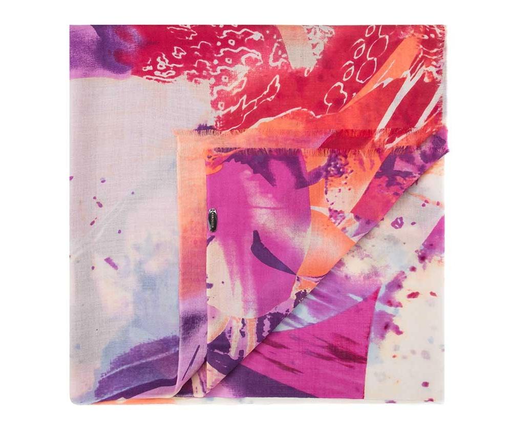 Шарф женскийШарф женский. Сделан из шерстяного волокна — этот мягкий материал, который обладает дышащими свойствами, очень приятный на ощупь. Отличный вариант для вечера. Такой шарф никогда не будет лишним в гардеробе и придаст образу совершенно новый вид.<br><br>секс: женщина<br>Цвет: разноцветный<br>материал:: Шерсть