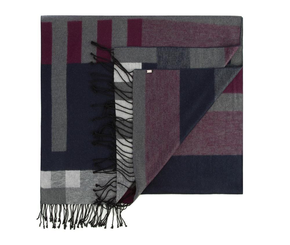 Платок женскийЖенская шаль выполнена из шелка с знаком наивысшего качества King Silk. Интересные мотивы, украшающие шарф отлично разнообразят классику,а благородный материал обеспечивает защиту в холодную погоду.<br><br>секс: женщина<br>Цвет: разноцветный<br>материал:: Шелк<br>высота (см):: 190<br>ширина (см):: 66