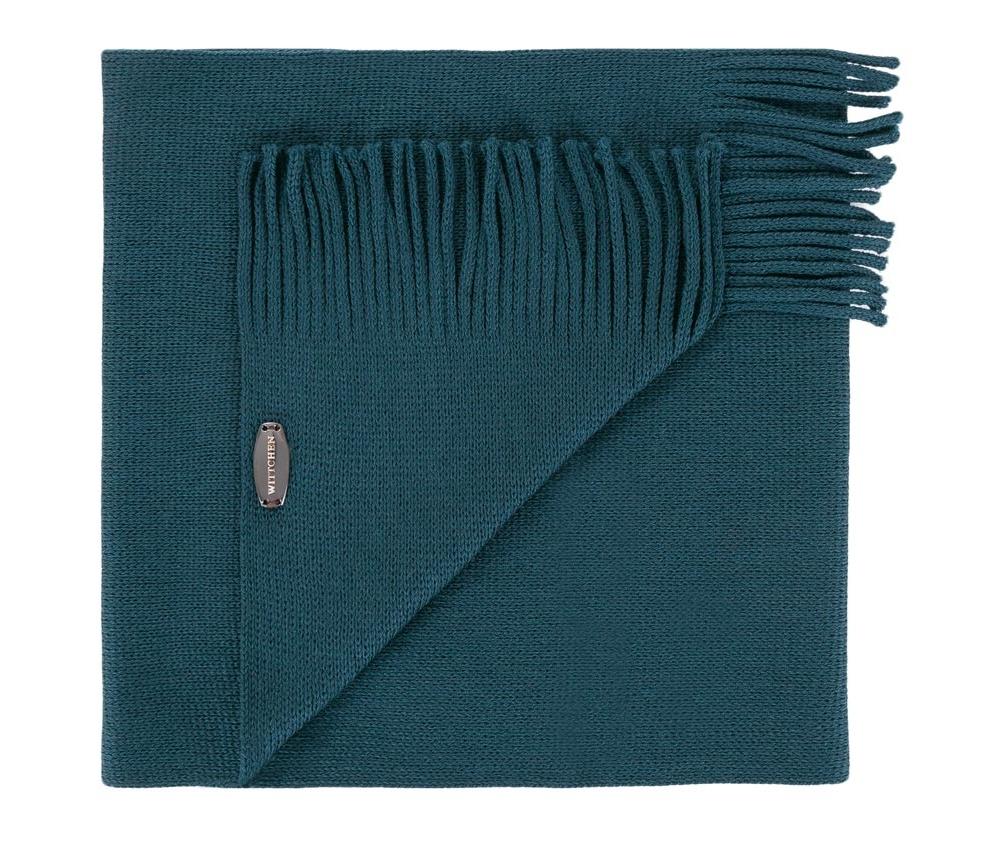 Шарф мужскойМужской шарф выполнен из шерсти. Очень элегантная модель с бахромой идеальный вариант для мужчин, которые ценят роскошь.<br><br>секс: мужчина<br>Цвет: зеленый<br>материал:: Шерсть<br>ширина (см):: 30