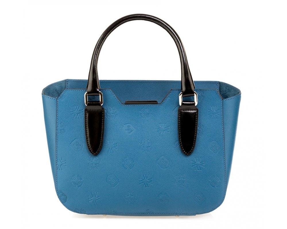 Сумка кожанаяСумка из коллекции Elegance. Основное отделение на молнии. Внутри карман на молнии. Дно сумки защищено металлическими ножками. Дополнительно съемный, регулируемый плечевой ремень.<br><br>секс: женщина<br>материал:: Натуральная кожа<br>тип:: через плечо<br>высота (см):: 24<br>ширина (см):: 36<br>глубина (см):: 12<br>вмещает формат А4: нет<br>общая высота (см):: 35<br>вес (кг):: 0,6