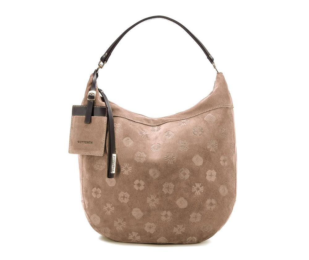 Сумка кожанаяСумка из коллекции Elegance. Основное отделение на молнии. Внутри карман на молнии и открытый карман для мелких предметов. Дополнительно съемная ручка и съемный, регулируемый плечевой ремень.<br><br>секс: женщина<br>Цвет: коричневый<br>материал:: Натуральная кожа<br>тип:: в руке<br>высота (см):: 37<br>ширина (см):: 44<br>глубина (см):: 10<br>вмещает формат А4: да<br>вес (кг):: 0,6