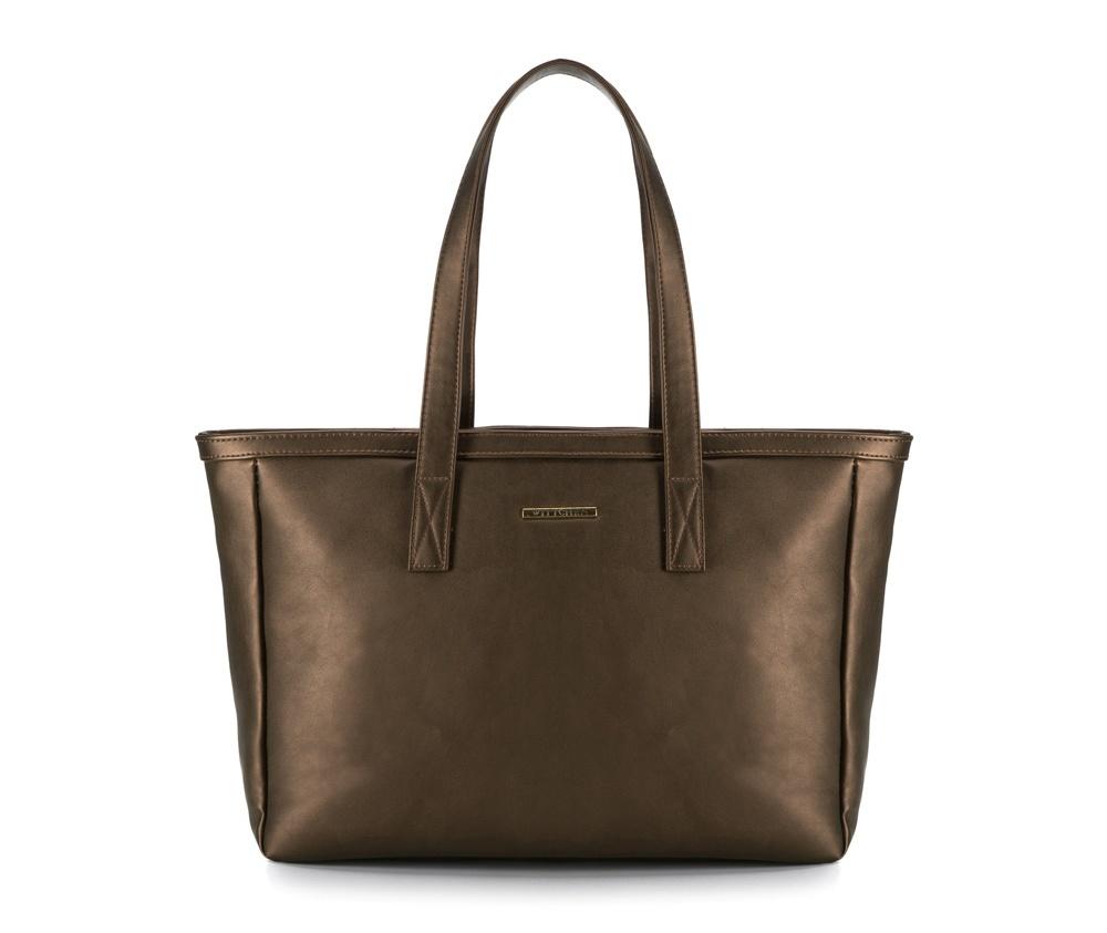 Женская сумкаЖенская сумка из коллекции E-BAG&#13;<br>E-BAG представляет собой сочетание классического стиля и современных решений. Кроме того, интересные цвета подкладки придает сумке оригинальный вид.&#13;<br>Внутри специальные перегородки  для аксессуаров, которые позволяют сохранить порядок внутри сумки.  &#13;<br>Основное отделение закрывается на молнию. Внутри  карман для устройств с максимальными размерами: 23 см x 38 см, карман на  молнии, отделение для мобильного телефона, карман для наушников, 2  места для ручек и карман для элементов питания. &#13;<br>По бокам два  открытых кармана для мелких предметов.Дополнительно прилагается съемный, регулируемый ремень.<br><br>секс: женщина<br>Цвет: желтый<br>материал:: Экокожа<br>ширина (см):: 40 - 49<br>высота (см):: 30<br>глубина (см):: 13<br>размер:: поместит формат А4<br>длина ручки/ек (см):: 63