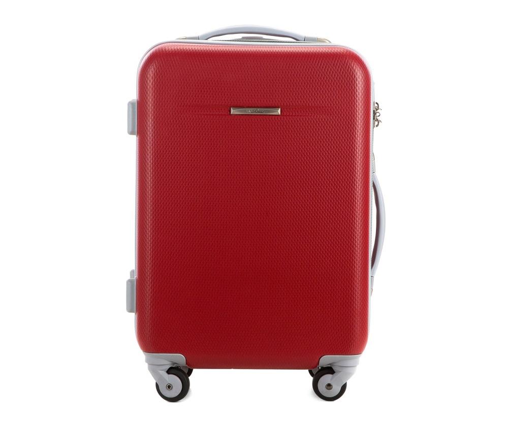 Чемодан на колёсиках 19\\Маленький чемодан из коллекции VIP Travel \Ride II\, сделан из особо прочного и легкого в уходе АБС- пластика. Имеет четыре колесика для легкого перемещения, двухуровневую выдвижную ручку, две гибкие ручки и кодовый замок.&#13;<br>Особенности модели:&#13;<br>&#13;<br>    основное отделение с защитными ремнями;&#13;<br>    отделение на молнии.&#13;<br>&#13;<br>&#13;<br>Дополнительно:&#13;<br>&#13;<br>    размеры чемодана соответствует требованиям, предъявляемым к ручной клади в бюджетных авиакомпаниях.<br><br>секс: унисекс<br>материал:: ABS пластик<br>высота (см):: 54<br>ширина (см):: 37<br>глубина (см):: 20<br>вес (кг):: 2.7<br>объем (л):: 27