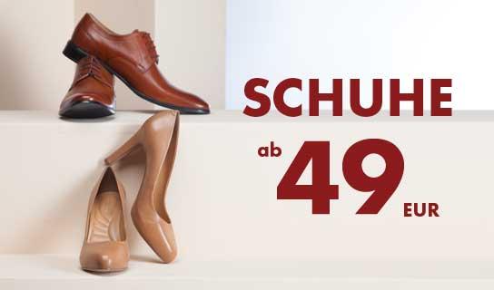 SCHUHE AB 49 EUR