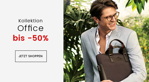 KOLLEKTION OFFICE BIS -50%