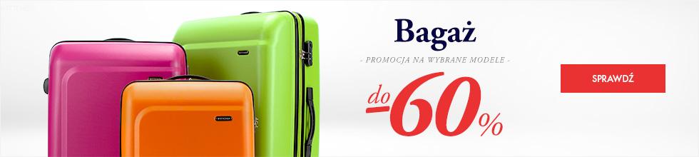 Bagaż do -60%