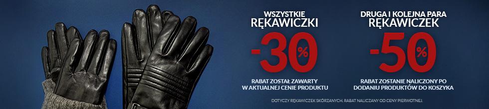 Rękawiczki -30%