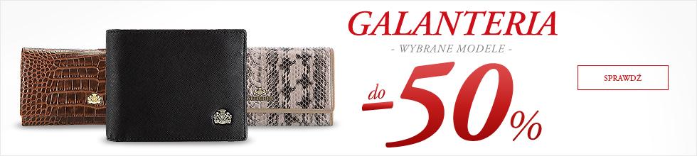 Galanteria do -50%