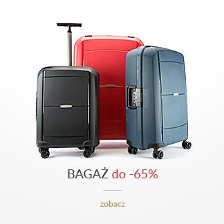 Bagaż do -70%