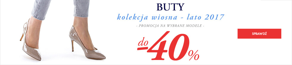 Buty do -40%