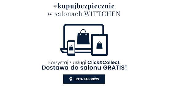 Click&Collect - lista salonów