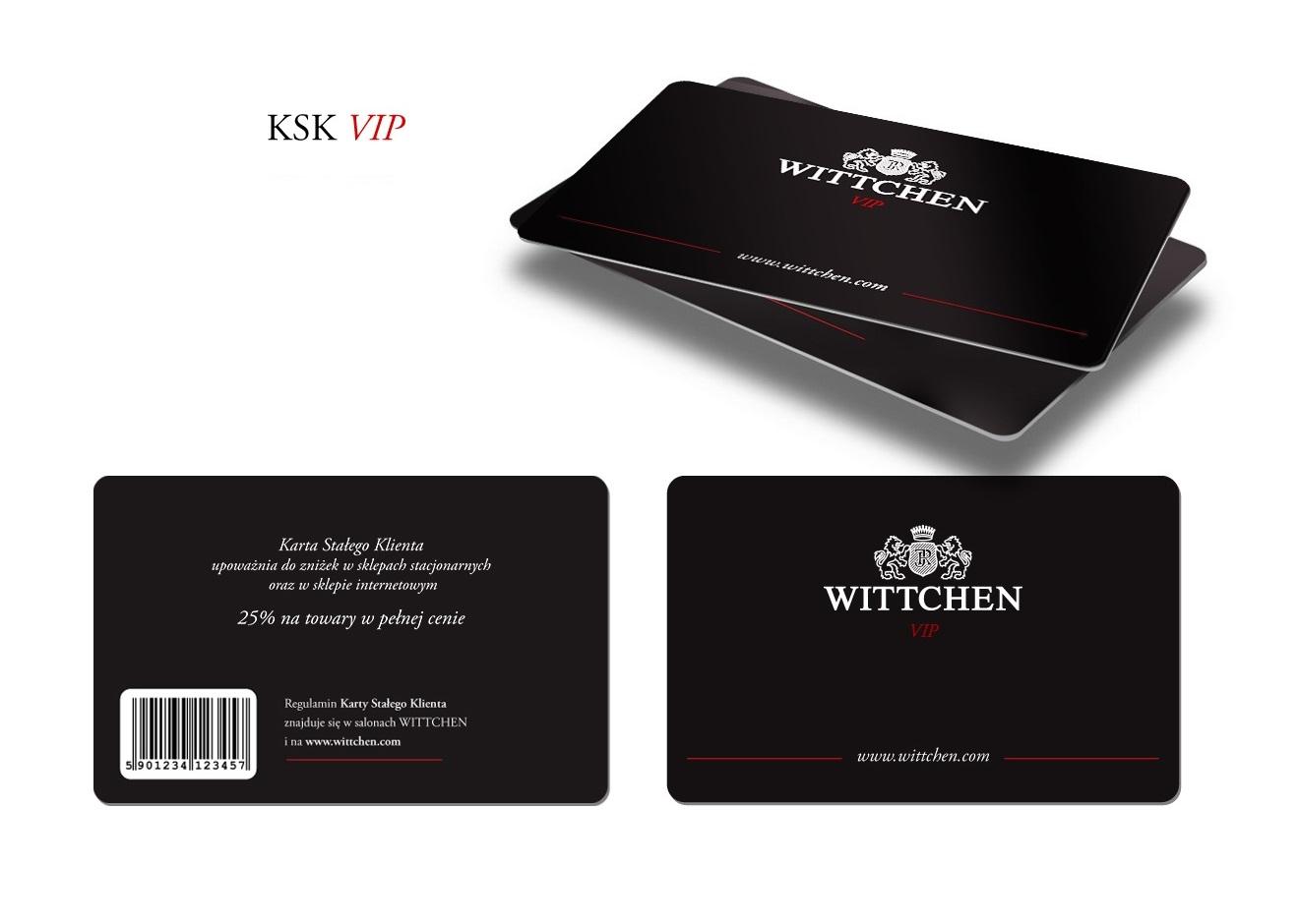 karta stałego klienta