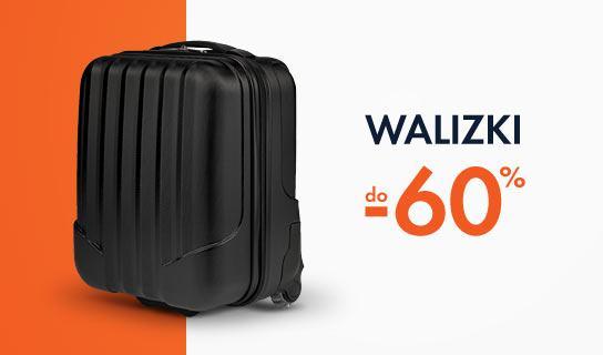 walizki do 60%