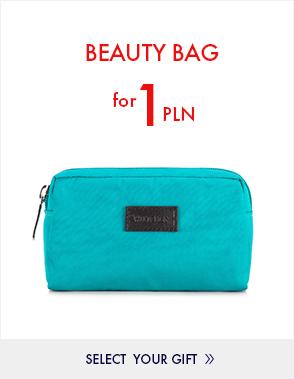 Beauty bag for 1pln