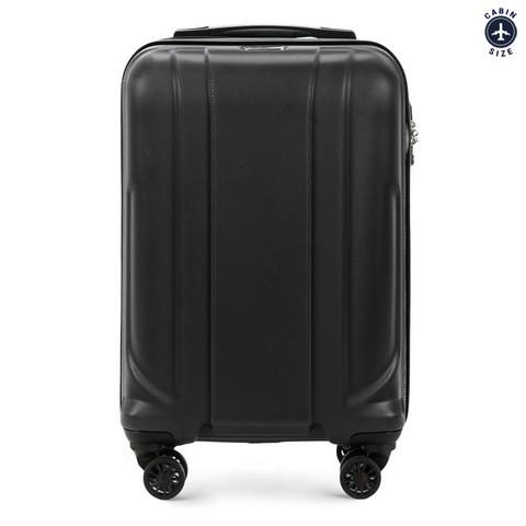 Czarna walizka