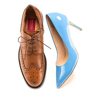 Damskie buty na lato: czółenka, baleriny, klapki, koturny, sandały, mokasyny, czółenka i szpilki