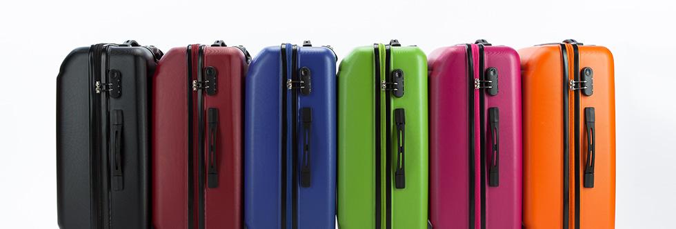 Wygodne i pojemne walizki podróżne