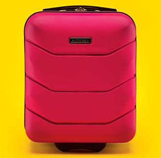 Torby, walizki małe i duże, saszetki i akcesoria bagażowe marki WITTCHEN