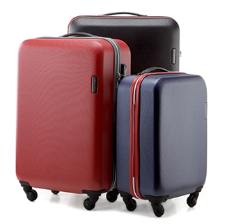 Stylowa walizka podręczna i walizka podróżna - niezastąpione w czasie krótkich wypadów miejskich