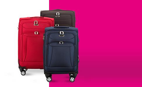 Bagaż miękki - Sale do -50%