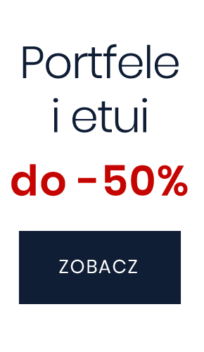 portfele do -50%, ZOBACZ