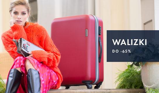 walizki do -65%