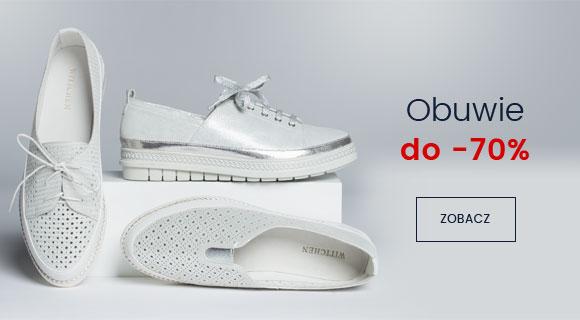 OBUWIE DO -70%