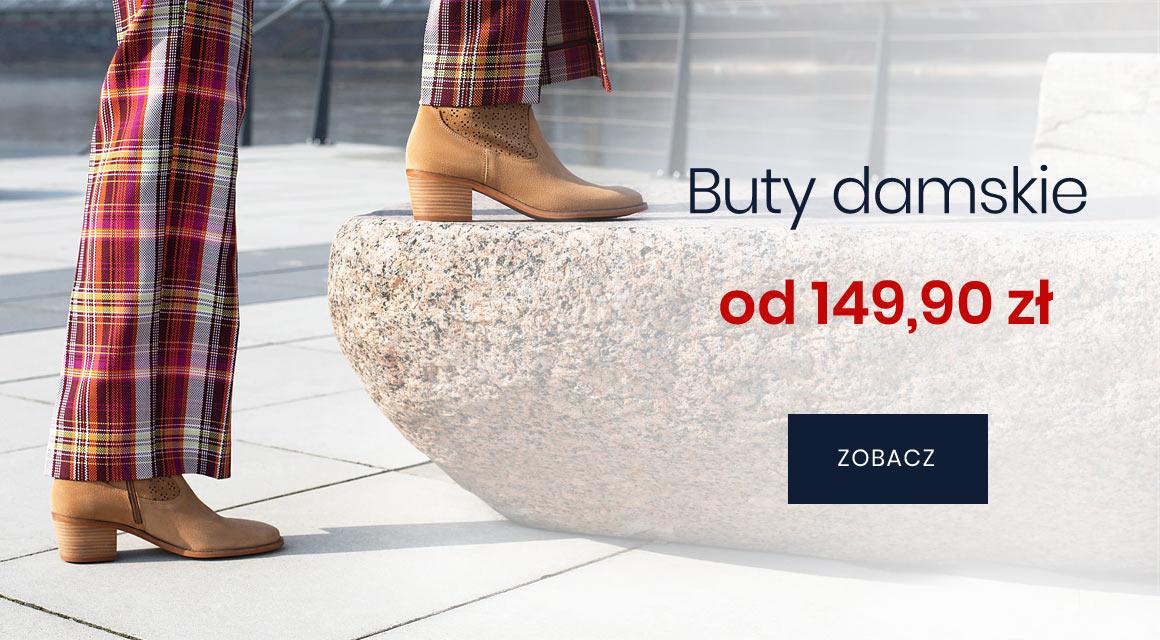 OBUWIE DAMSKIE OD 149,90  zł